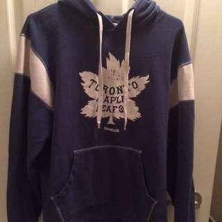 Maple Leafs hoodie!