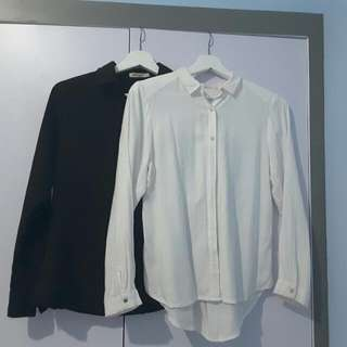 2 Basic Shirt ONLY 50K