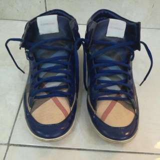 BURBERRY SNEAKER (special mark down rm380)