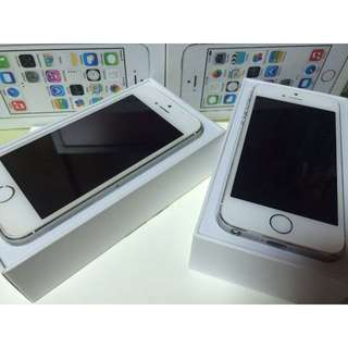 Iphone 5S 16G 銀色 silver