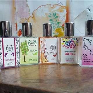 Body Shop Parfum