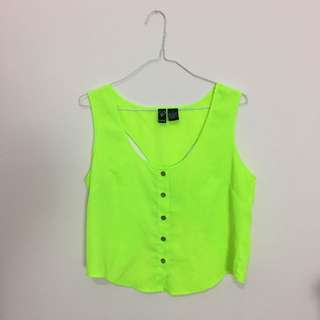 Windsor Summer Crop Top