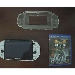 WTS PS VITA PSH-2006 (PRICE REDUCED)  NOT AVAILABLE YET