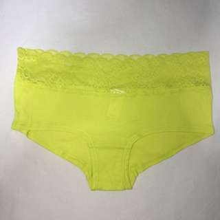 New: Gap Body Ultra Low Rise Shorty Panties