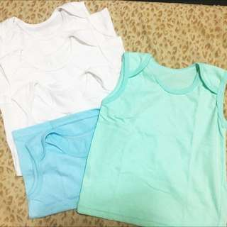 Baby Boy Basic Clothes, Muscle Tee (take all)