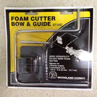 Foam Cutter Bow And Guide