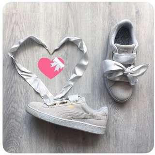 Puma蝴蝶結鞋