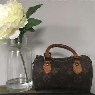 AUTHENTIC Louis Vuitton Mini Speedy