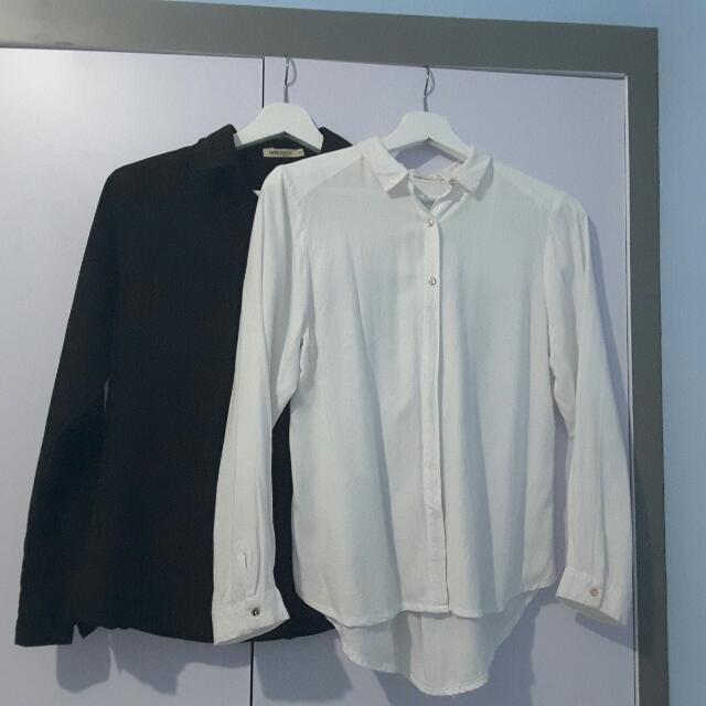 2 Basic Shirt ONLY 50K