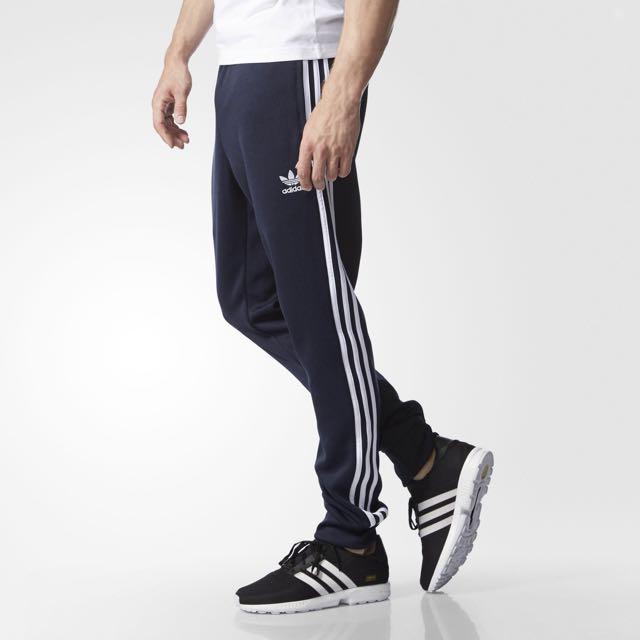「現貨」Adidas縮口運動褲(可要實拍照)