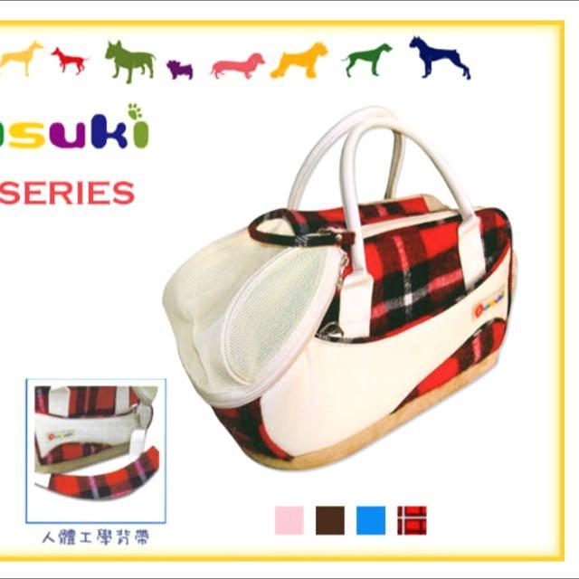 Daisuki寵物背包,可斜背側背,狀況超優,只用一次