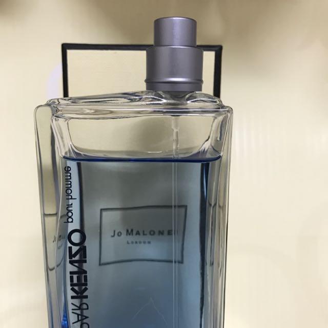 降售 kenzo風之戀中性香水