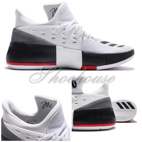 promo code 602a2 05e6f Adidas (女大童) D LILLARD 3 J 明星款籃球鞋- BW0535 - 原價2990元, 運動休閒, 運動鞋在Carousell