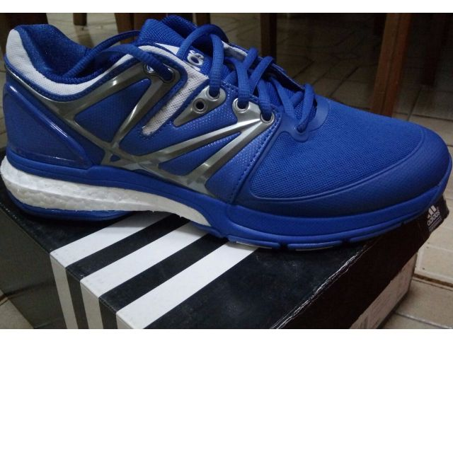 a1dfac7a0 DTZ 106 Adidas Stabil Indoor Court Shoes (Blue), Sports, Sports ...