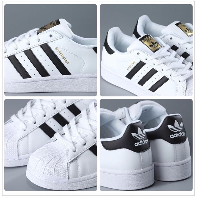 new product 1a14f 7ed73 Adidas Superstar C77124, Men s Fashion, Footwear on Carousell
