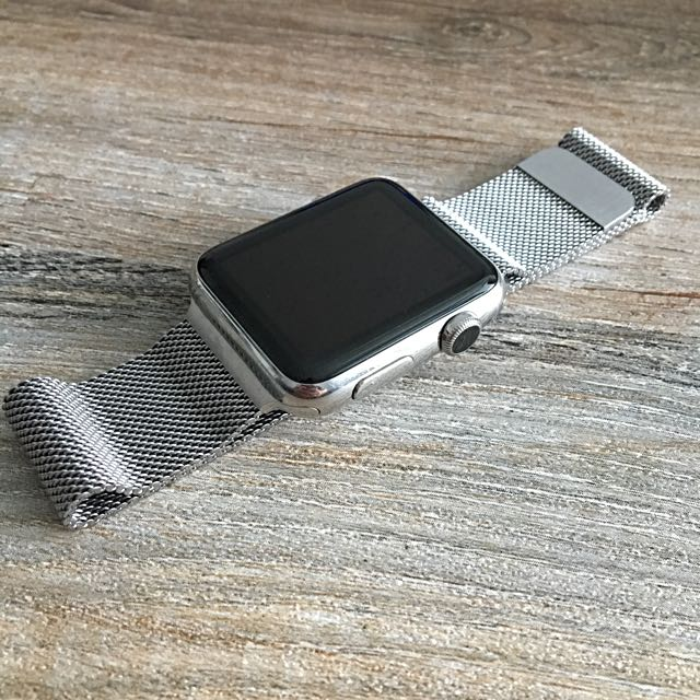 Apple Watch Stainless Steel 42mm Series 1