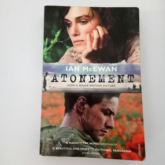 Atonement By Ian McEwen