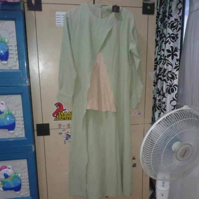 Baju Tunik Toska