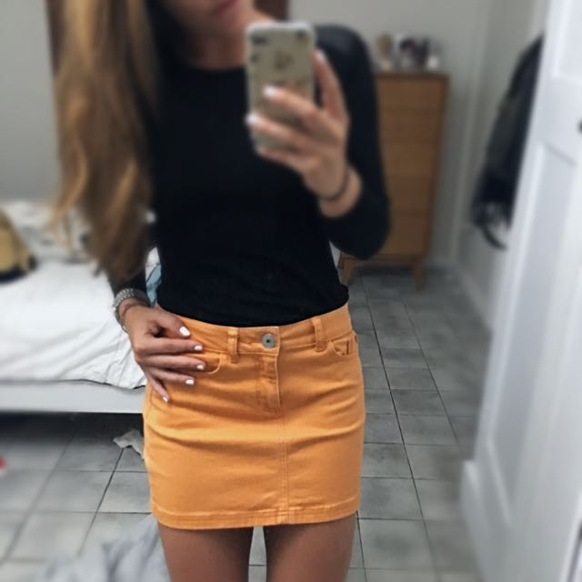 Ben Sherman Denim Skirt