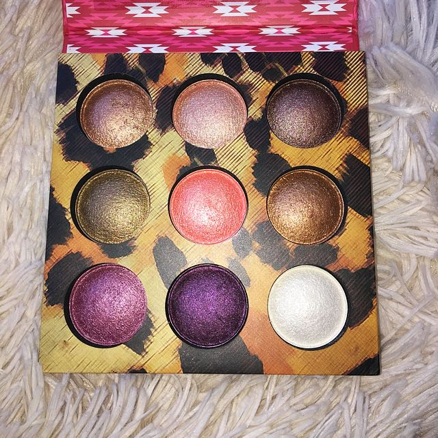 BH Cosmetics Baked Eyeshadow Palette