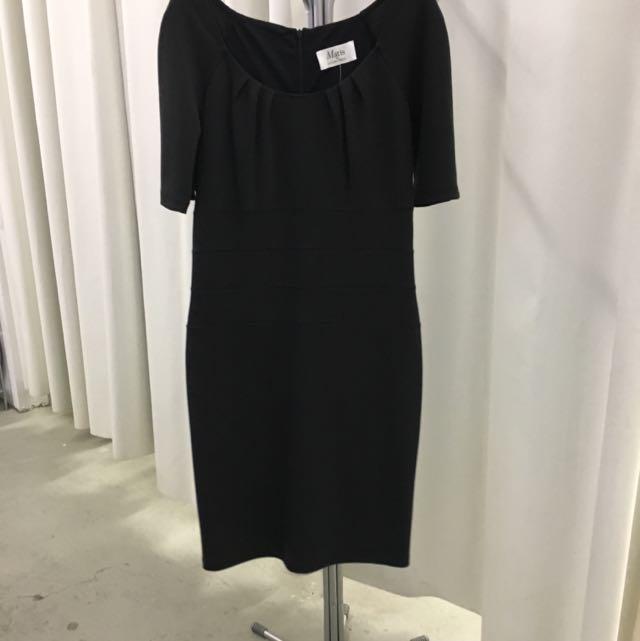 Black Dress Lucian Matis