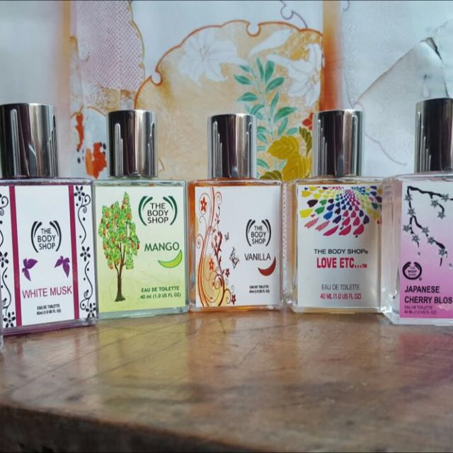 Body Shop Parfum