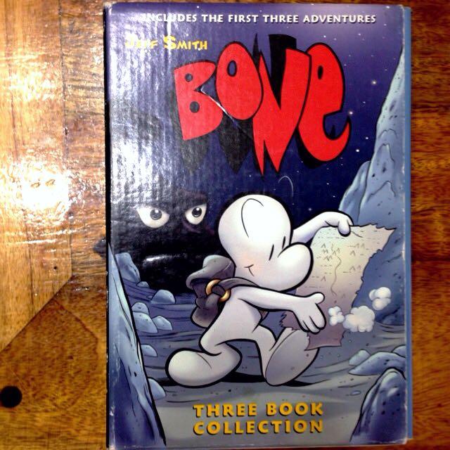 Preloved Bones (three Book Series)