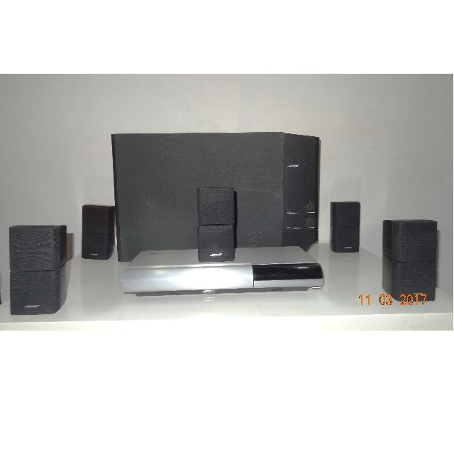 Boss Lifestyle 20 Home Theater System With Up Graded Direct