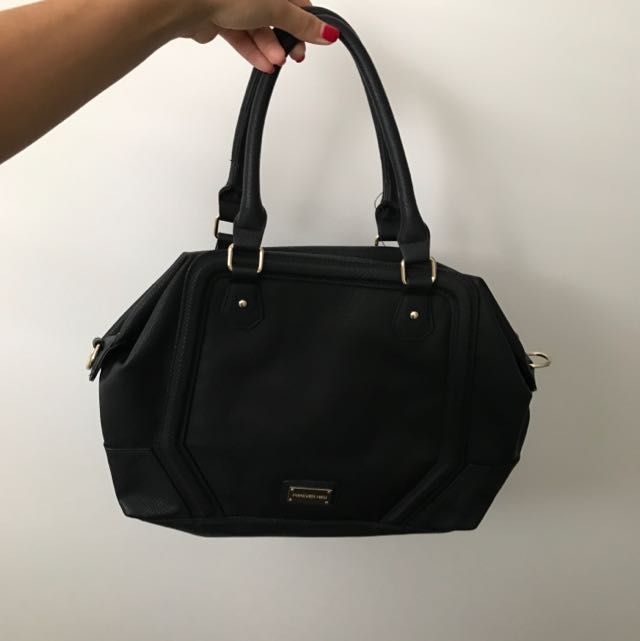 Brand New Forget Hand Bag With A  Silk Inside