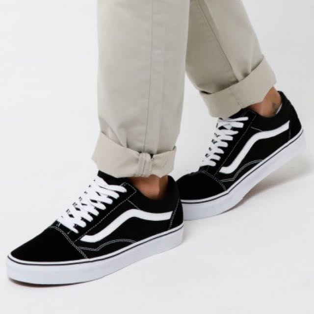 Brand New Old Skool vans