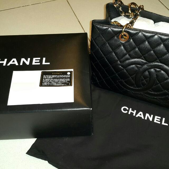 chanel gst with ghw