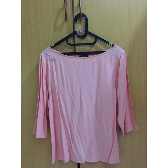Cloth Inc Pink Blouse