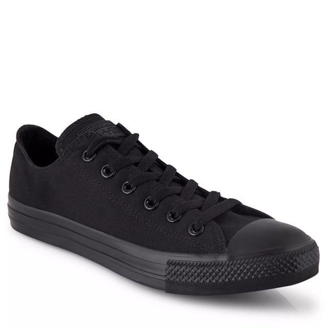 Converse (All black)