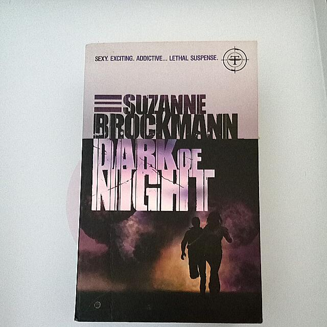 Dark Of The Night By Suzanne Brockmann