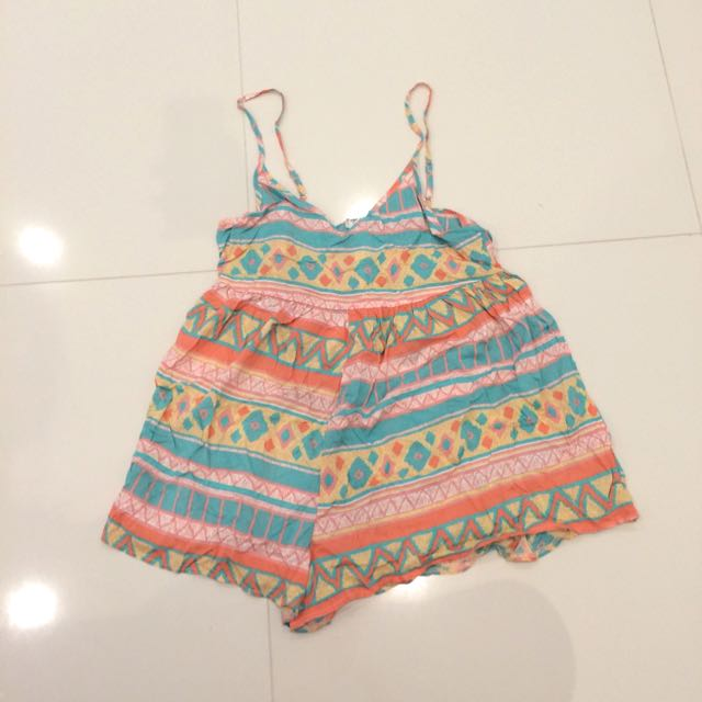 Easter Playsuit