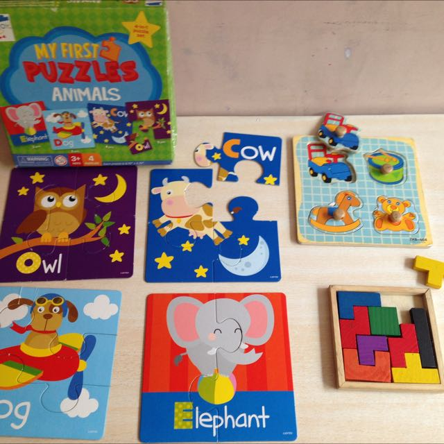 Educational Toys Puzzles