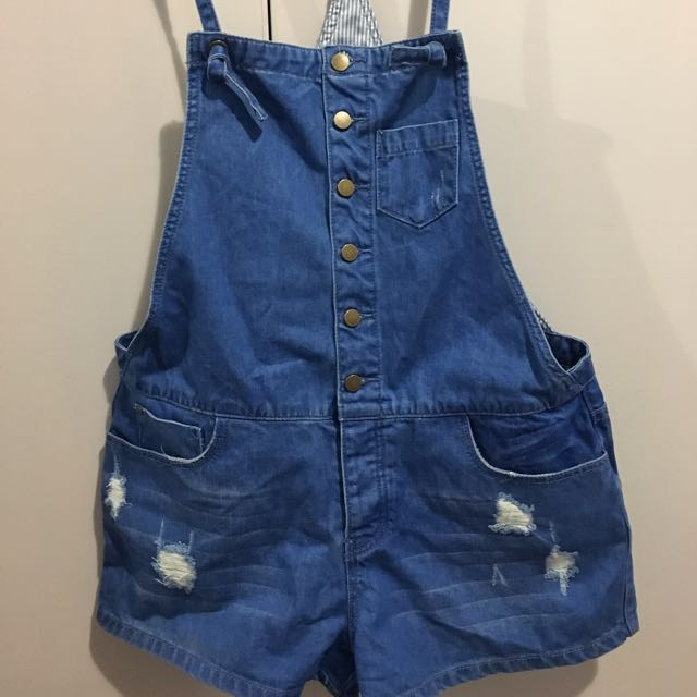Glassons size 8 dungarees