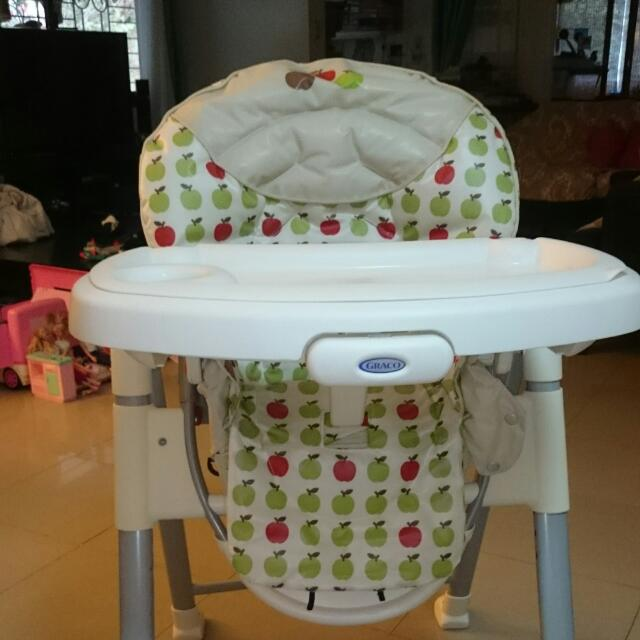 Graco high chair. Very good condition