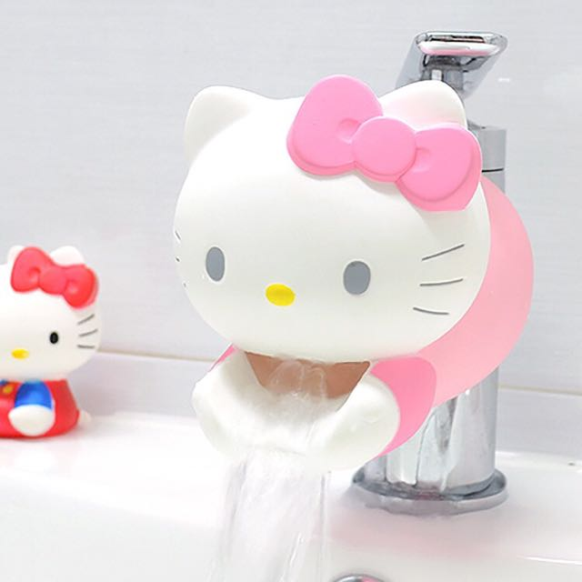 Hello Kitty寶寶洗手水龍頭