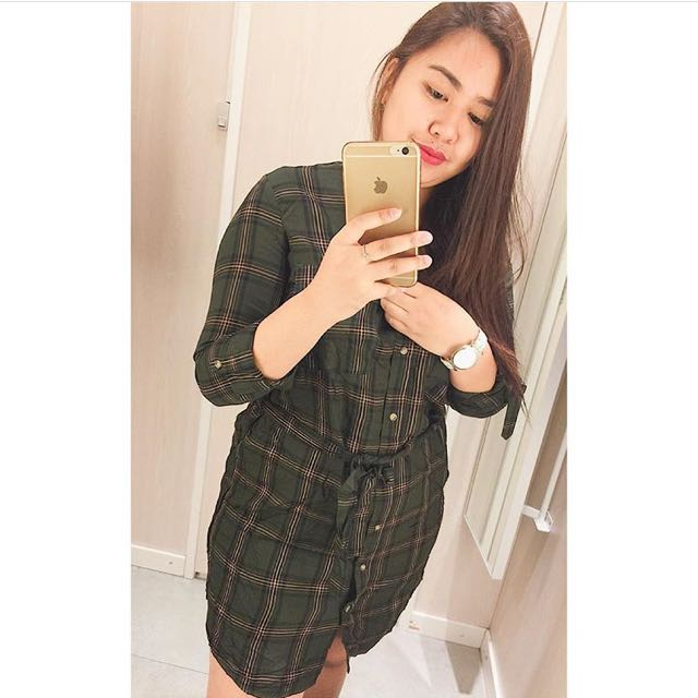 H&M Longsleeves Dress