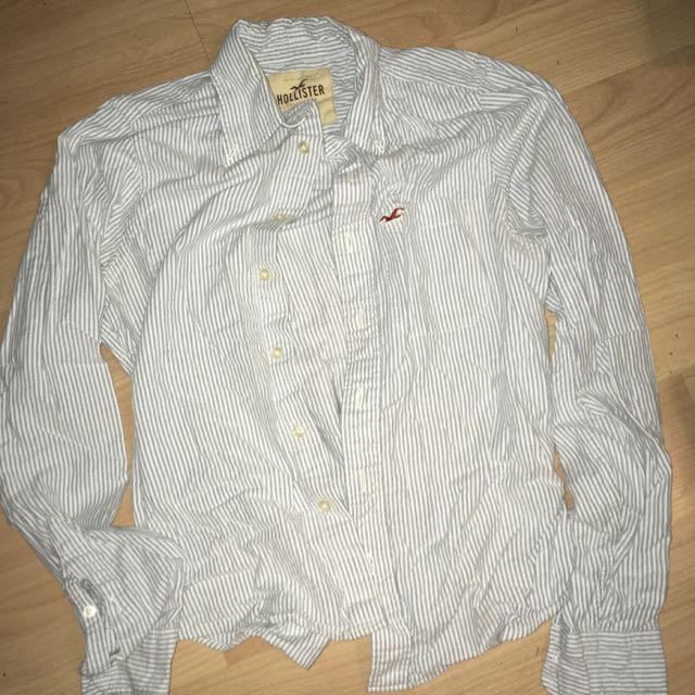 Hollister Striped Shirt