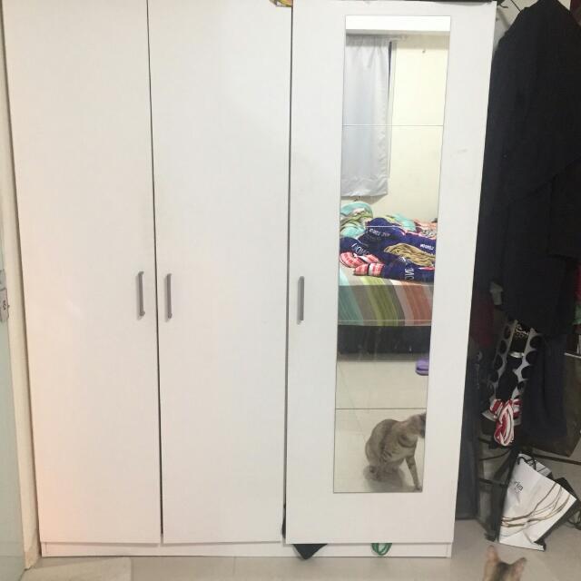 IKEA大衣櫥