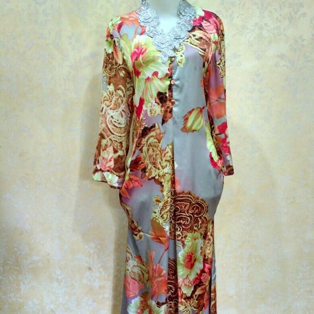 Kaftan Cantik Good Fabric and Good Fitting