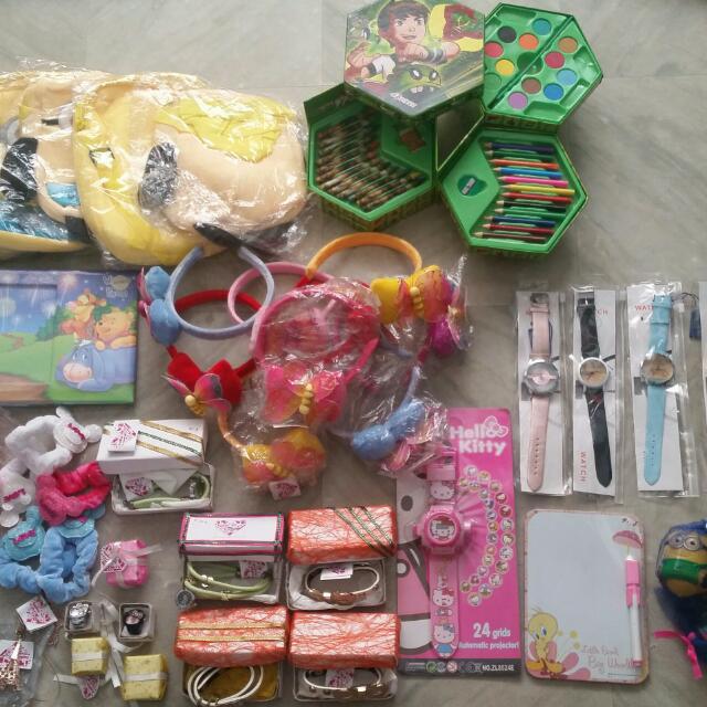 Kids ladies accessories