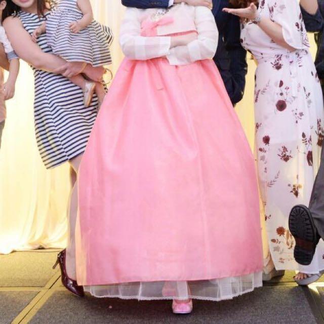 Korean Hanbok (Wedding Dress), Women\'s Fashion, Clothes, Others on ...