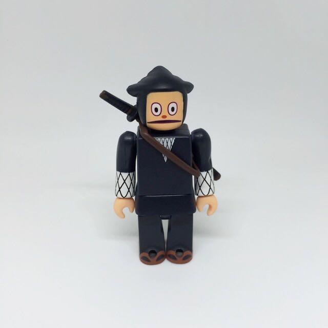 🚫Kubrick 忍者哈特利 異色特別 積木人 優惠拍賣