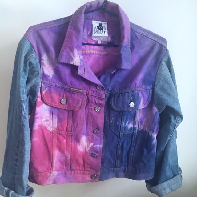 LIMITED EDITION The Raggered Priest Crop Jacket