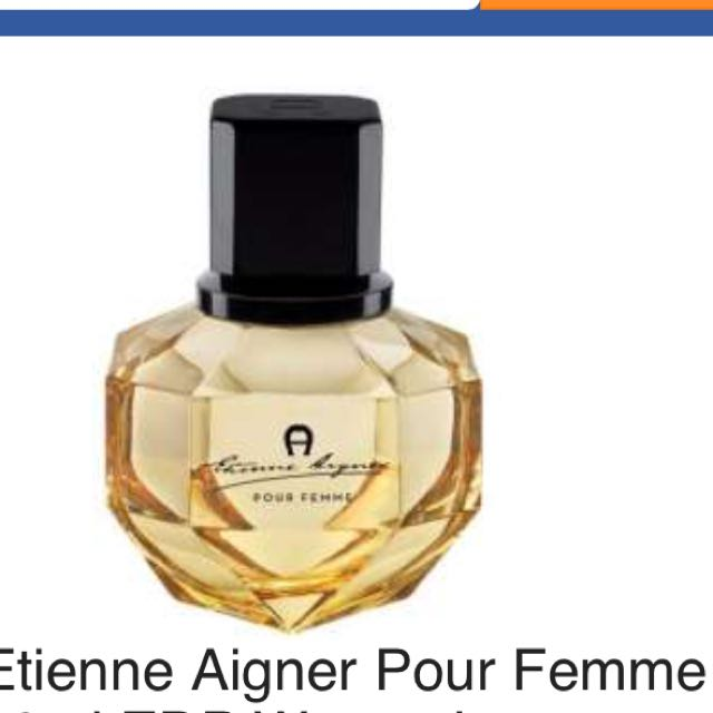 Looking For Etienne Aigner Pour Femme