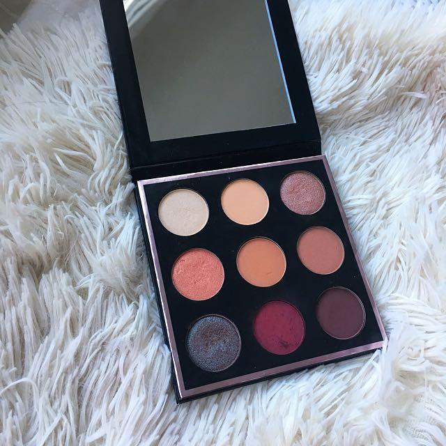 Makeup Geek x MannyMUA Eyeshadow Palette