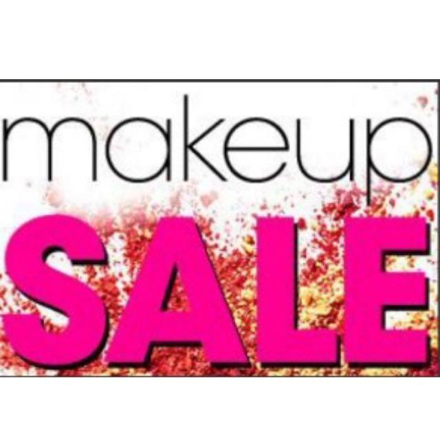 MakeUp SALE!!!